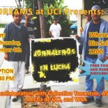 Free screening of the new documentary, Jornaleros en La Lucha (Part 1) tonight at UCI, at Bio Sci III, 1200, at 7 pm. FREE MOVIE AND FOOD. Absolutely free! Enjoyment […]
