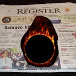 I recently wrote a post questioning whether or not the Orange County Register is still a Libertarian newspaper. The short answer is no, it is not. The O.C. Register endorsed […]