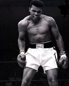Young Muhammad Ali BoxingYoung Muhammad Ali Boxing