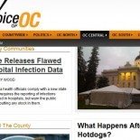 . . . . . . If you take a peak at Voice of OC's site today you'll notice that after a stunning 13 Days (Or was it 14 Days?), […]