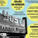 . . . . . A rare documentary about the history of the Yost Theater in Santa Ana has reemerged online as current management of the renovated venue looks to […]