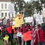 . . . . . . Once again, community colleges and universities across California are facing drastic cut backs due to the state's budgetary crisis. On March 14, students from […]