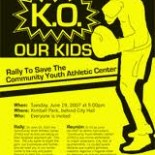 On June 19th of 2007 a group of us, organized by the Institute for Justice,protested a pending eminent domain action against the Community Youth Athletic Center (CYAC) in […]