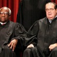 """. . . CLOSET SINGLE-PAYERADVOCATES? If Clarence Thomas and Antonin Scalia, the right-wing Neanderthals of the U.S. Supreme Court, vote with a majority ofJustices to strike down the""""individual mandate""""–a centerpiece […]"""