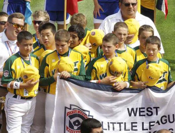 Huntington Beach Little League T Ball