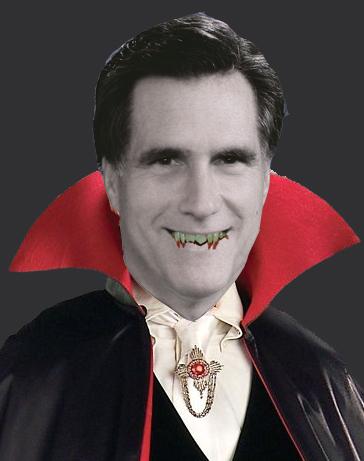 vampire romney