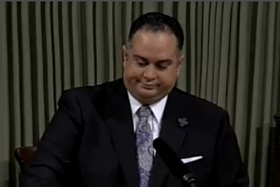 Speaker John Perez