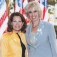 """. . . THE DITZY CHICKS: Self-professed """"Tea Party"""" Congresswoman Michele Bachmann (R-Minn)with Orly Taitz, theCalifornia-based lawyer who has filednumerous lawsuits in federal courtclaiming that Democratic President Barack Obama was..."""