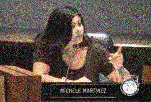 Michele Martinez on City Council