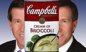 John Campbell and Soup Can