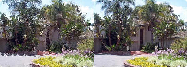 El Dorado Ranch -- before and after