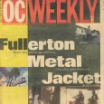 By The Fullerton Harpoon At the OC Weekly Nick Schou has uncovered an old article about the militarization of the Fullerton Police Department under Pat McKinley. The seminal event of the […]