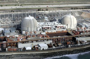 Picture San Onofre Nuclear Reactor