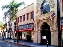 Santora building in Santa Ana