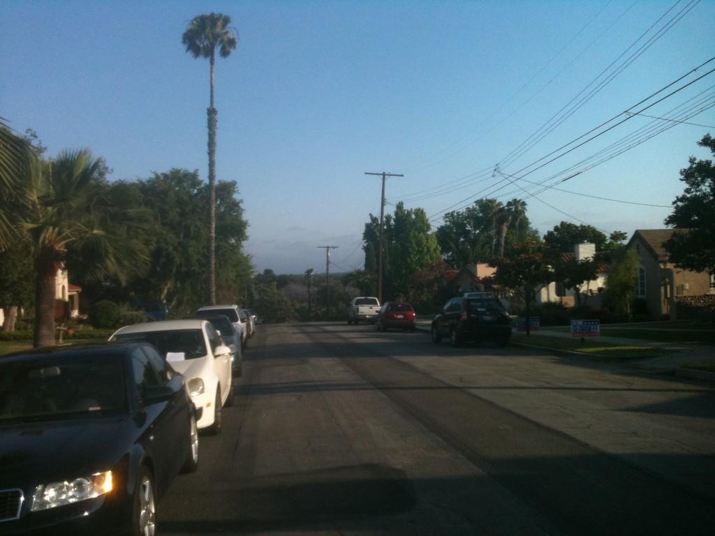 Golden Ave. in Fullerton