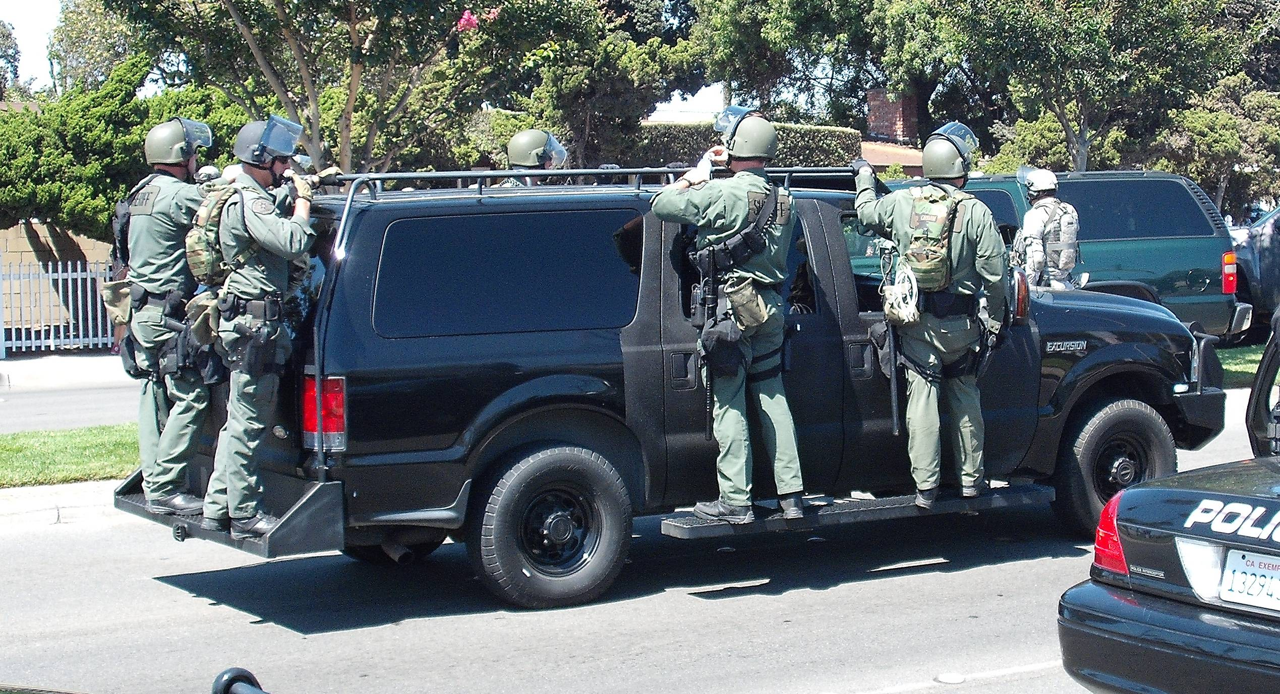 Swatting the rabble just how many swat teams did anaheim deploy to swatting the rabble the orange county sheriffs department swat team maintains constant surveillance of subversive groups protesting against police publicscrutiny Images