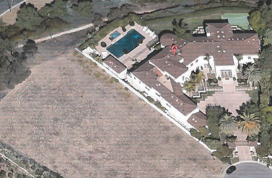Mimi Walters's mansion in Laguna Niguel
