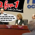 In a meeting of the OCTA Highways Committee this morning, toll lane proponents admitted that the votes were not there for their plan to add tolls to the 405. Instead, […]
