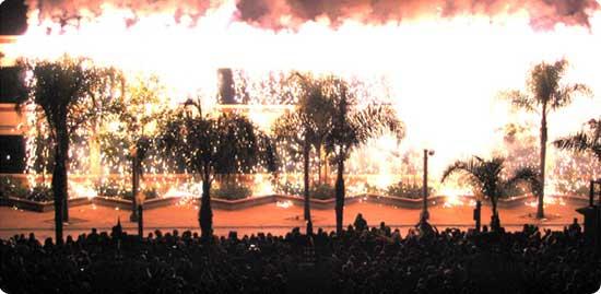Fullerton Fireworks