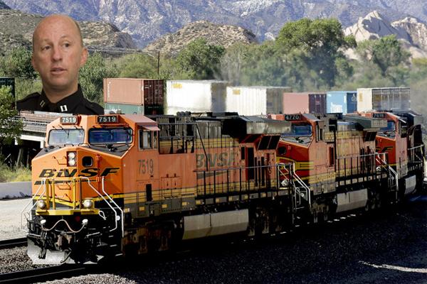 Dan Hughes Railroad