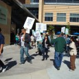 Union workers from The American Federation of State, County and Municipal Employees (AFSCME)  and University Professional and Technical Employees (UPTE) held a rally  at UCI Medical Center in Orange,...