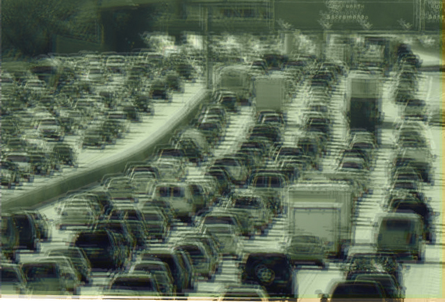 405 traffic