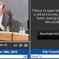 First — and tangentially — I've now been waiting for the video from the July 2 Anaheim City Council meeting for two weeks including holidays.  (I already downloaded the MP3, but […]