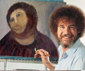 Monkey Christ Art