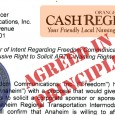 For the past couple of months, without your (in most cases) knowing about it, the Orange County Register has been in formal negotiations with the City of Anaheim over becoming […]
