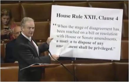 Van Hollen shutdown video