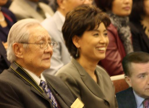 Charles Kim, Young Kim, Ed Royce