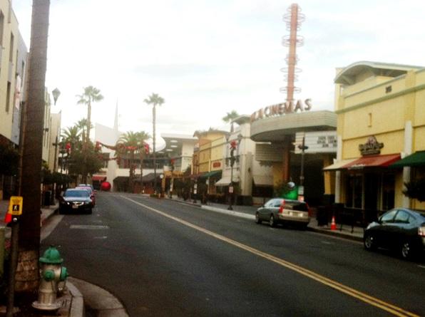 Birch Street Promenade