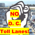 """. . .  """"First they came for the 405, and I said nothing for I rarely use the 405. Then they came to put toll lanes on MY freeway, […]"""