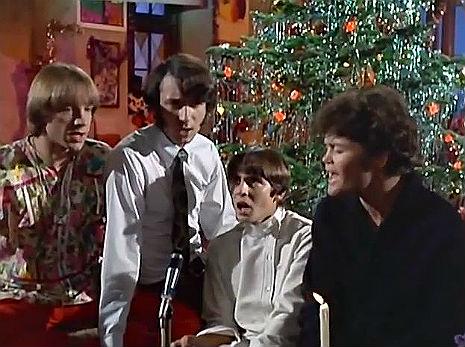 Monkees singing Riu Riu Chiu