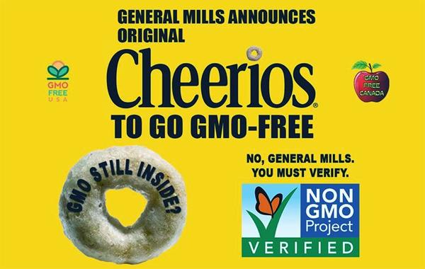 GMO-free Cheerios image