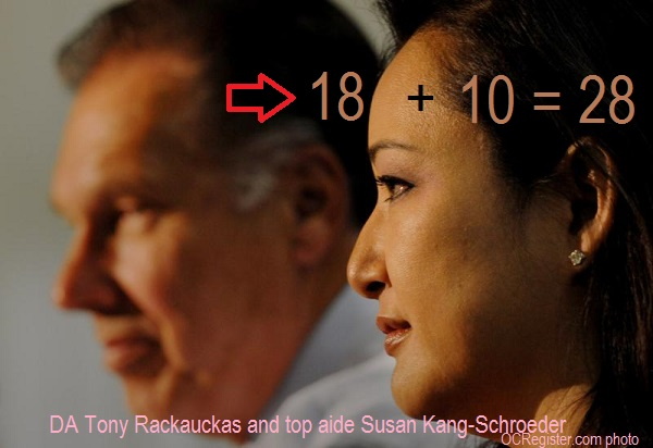 Susan Kang Schroeder with Rackauckas