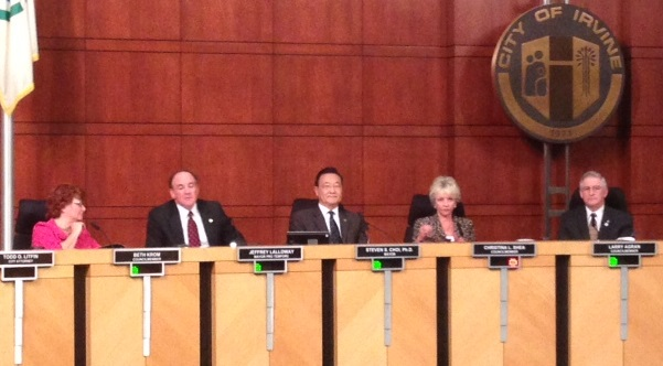 Irvine Council votes to move towards Great Park Veterans Cemetery