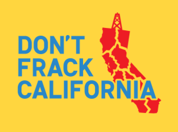 Don't Frack CA