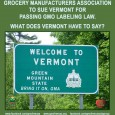 """Last week Peter Shumlin, Governor of Vermont, signed the first """"no strings attached"""" GMO food labeling bill. Food manufacturers will now be required to inform consumers if their products contain […]"""