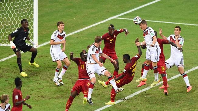 FIFA - German-Ghana