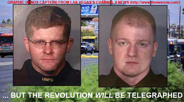 Las Vegas Officers Killed in 'Revolutionary' Murder-Suicide
