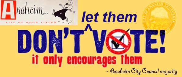 Don't Let Them Vote