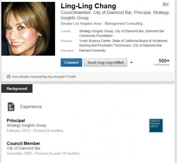Ling-Ling Chang - Strategy Insights Group