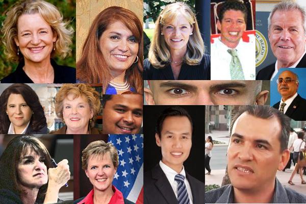Electoral Collage 2014