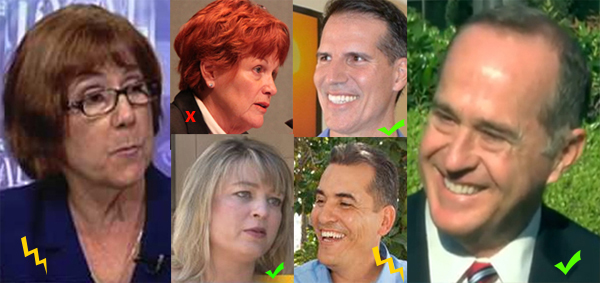 Anaheim Mayoral & Council Candidates - Results