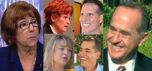 Anaheim Mayoral & Council Candidates