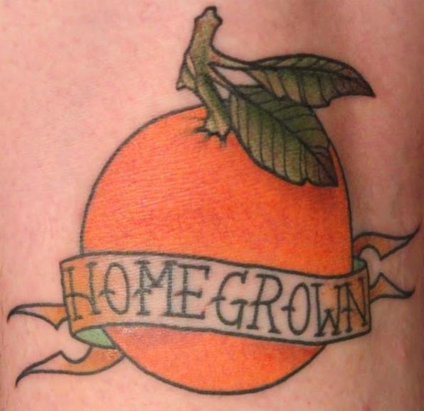 Orange Homegrown