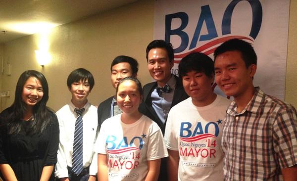 Bao and Volunteers
