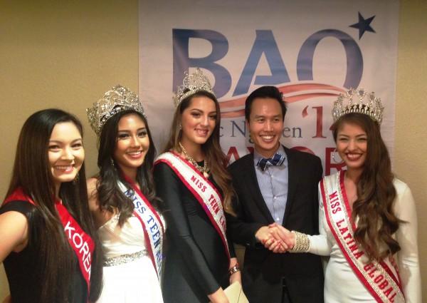 Bao with Beauty Queens