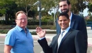. . . By John Earl, cross-posted from Surf City Voice. OC Water District Director Steve Sheldon scurries off when caught by the author hobnobbing with Poseidon brass after a […]